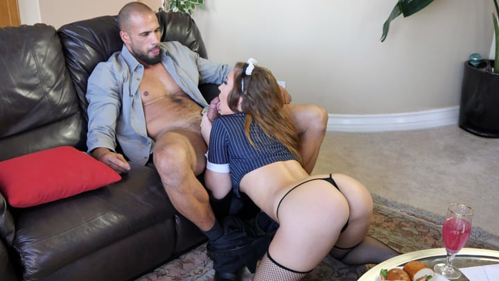 Maddy OReilly closes the deal