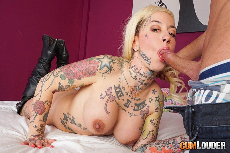 Порно фото с татуированными 49594 фотография