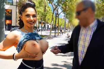 fotos porno, fotos sexo, fotos x, domingas, Los melones de Marta La Croft a examen