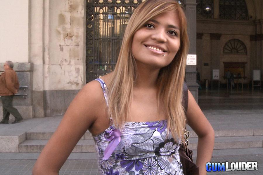 Kassandra Una Nueva Chica En El Porno Espa Ol