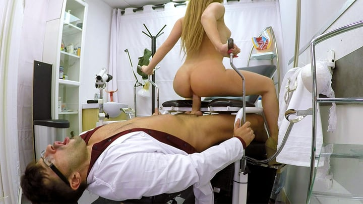 Cock therapy – Melany Kiss