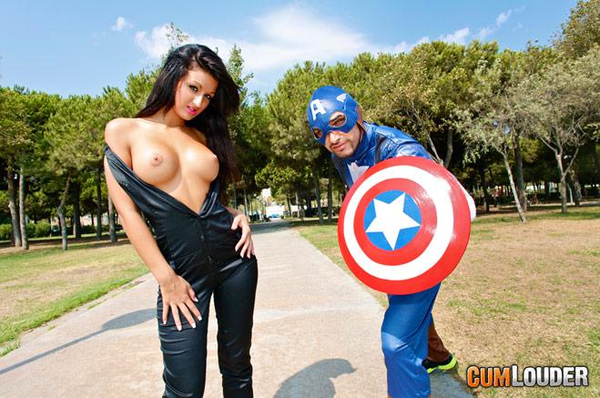 El Capitán y la Viuda