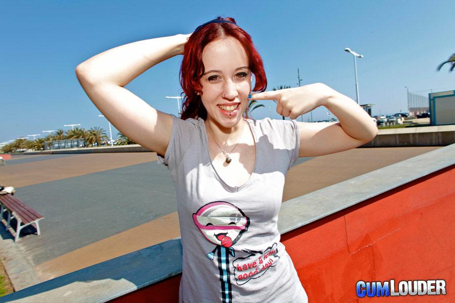 foto chica polla: