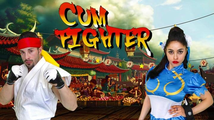 Cum Fighter, Fuck! – Marta La Croft