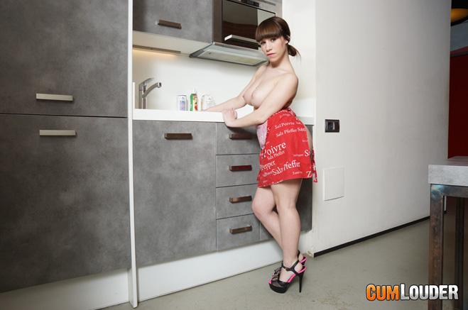 Guarrilla en la cocina