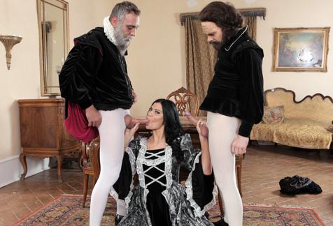Cervantes y Shakespeare en un Anal de la Mancha